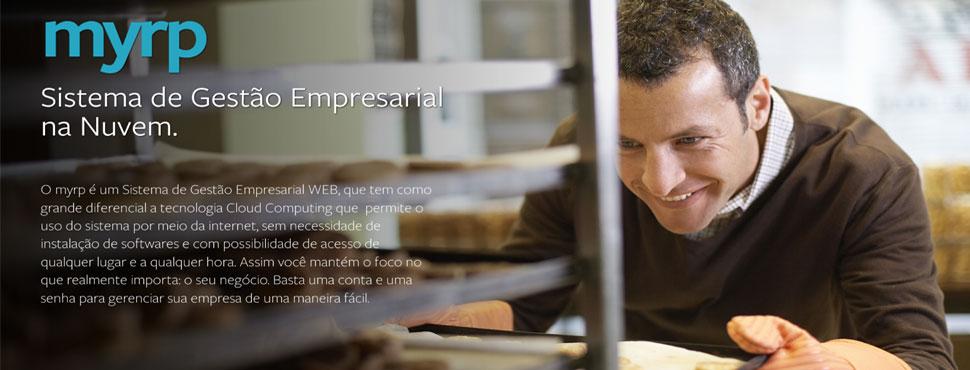 Conheça o myrp - Sistema de Gestão Empresarial na Nuvem